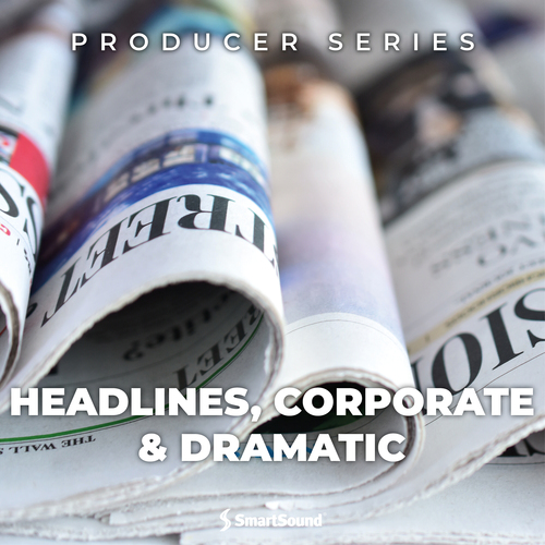 Headlines / Corporate / Dramatic (PS03)