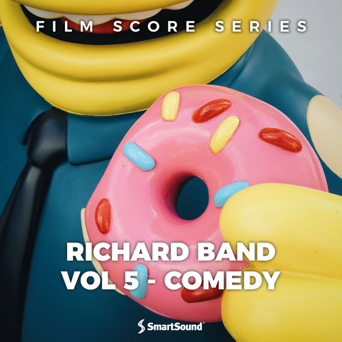 Richard Band Vol 5 - Comedy