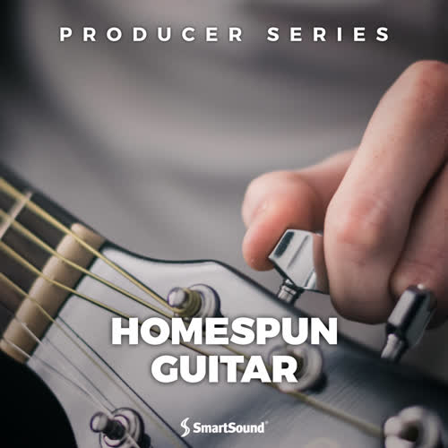 Homespun Guitar (PS28)