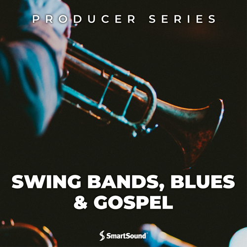 Swing Bands, Blues & Gospel (PS50)