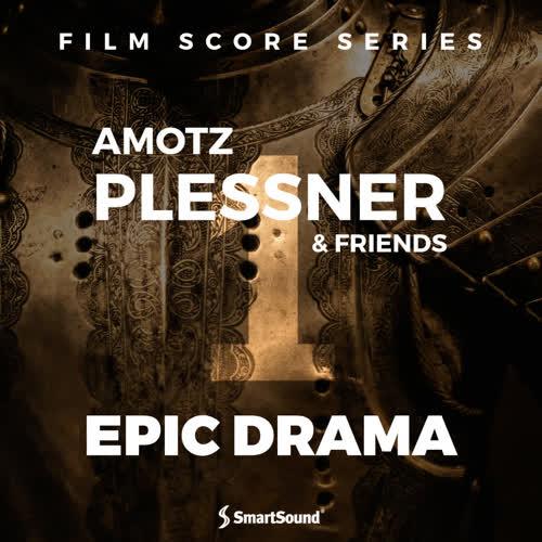 Amotz Plessner & Friends Vol 1 - Epic Drama