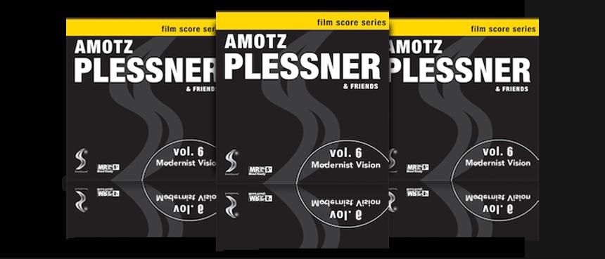 Amotz Plessner - Modernist Vision