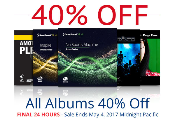All ALbums On Sale!