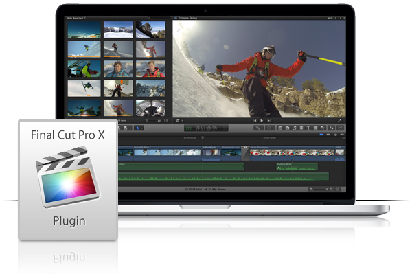 Final Cut Pro Plugin for Soncifire