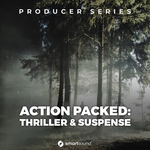 Action Packed: Thriller & Suspense