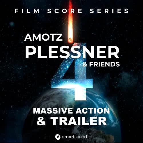 Amotz Plessner & Friends Vol 4 - Massive Action & Trailer
