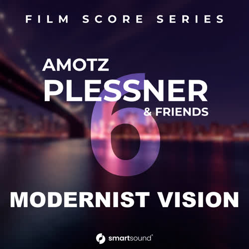 Amotz Plessner & Friends Vol 6 - Modernist Vision