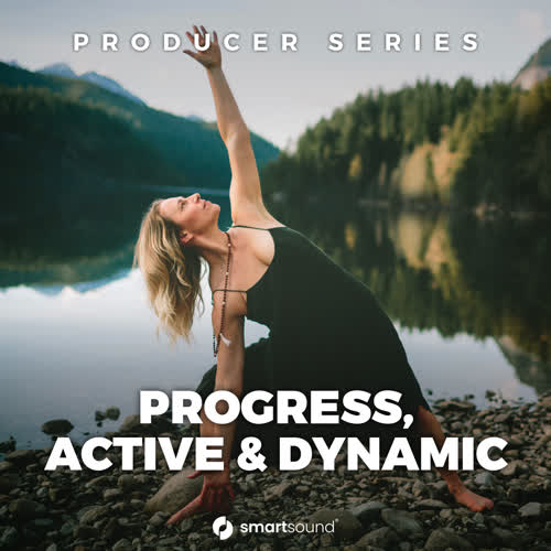 Progress, Active & Dynamic