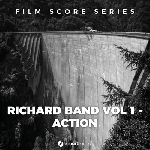 Richard Band Vol 1 - Action