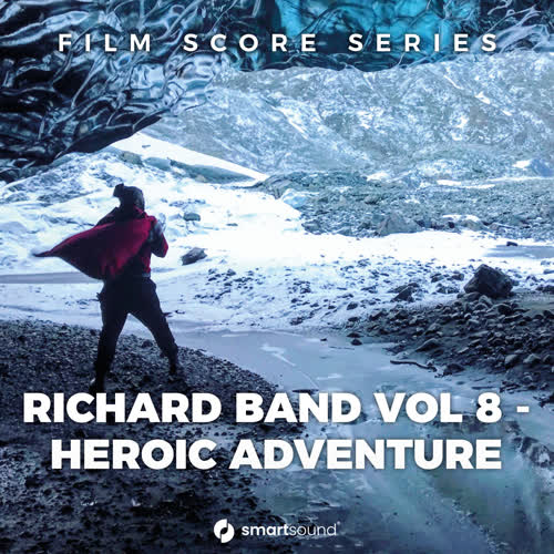 Richard Band Vol 8 - Heroic Adventure
