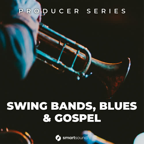Swing Bands, Blues & Gospel