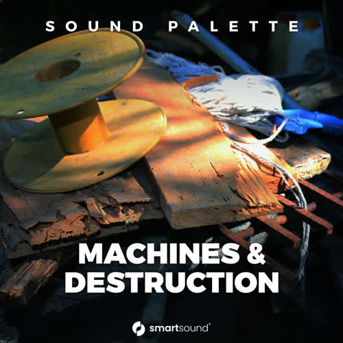 Machines and Destruction (SP02)