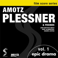 Amotz Plessner & Friends Vol 1 - Epic Drama