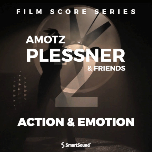 Amotz Plessner & Friends Vol 2 - Action, Emotion