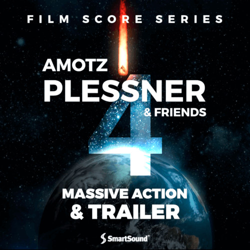 Amotz Plessner & Friends Vol 4 - Massive Action & Trailer