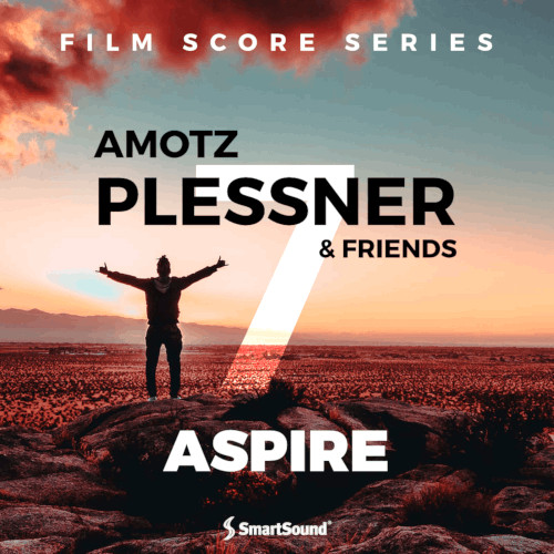 Amotz Plessner & Friends Vol 7 - Aspire