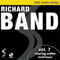 Richard Band Vol 7 - Scoring Suites