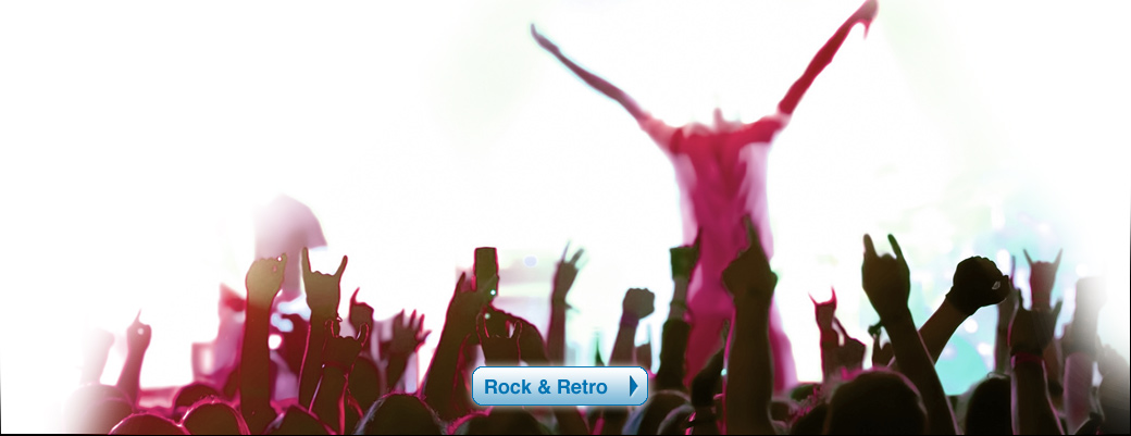 Search Rock and Retro Royalty Free Music