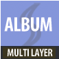 Multi layer album